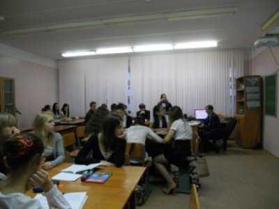 Единый методический день в школе № 80 г.Хабаровска 18 октября 2011
